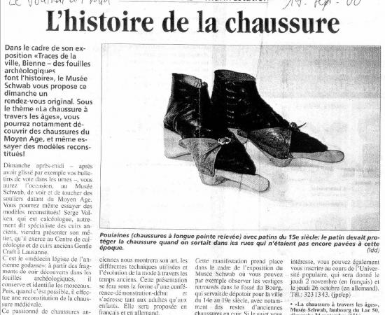 20000919 - Journal du Jura